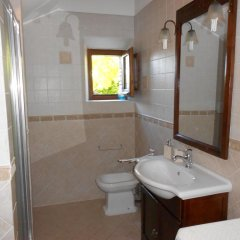 Отель Podere Il Biancospino Кьянчиано Терме ванная фото 2