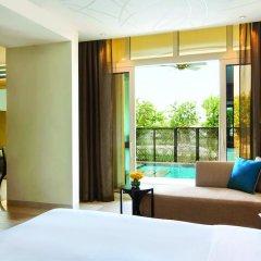 Park Hyatt Abu Dhabi Hotel & Villas 5* Люкс с различными типами кроватей фото 3