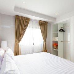 Отель VITS Patong Dynasty 3* Улучшенный номер двуспальная кровать фото 5