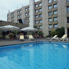 Mercure Airport Hotel Berlin Tegel бассейн фото 2