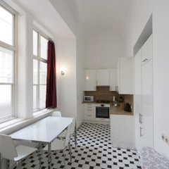 Отель Heart of Vienna Luxury Residence Улучшенные апартаменты фото 20