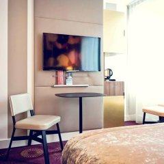 Отель Mercure Lyon Centre Plaza République 4* Стандартный номер с различными типами кроватей