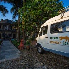 Отель Chitwan Adventure Resort Непал, Саураха - отзывы, цены и фото номеров - забронировать отель Chitwan Adventure Resort онлайн городской автобус