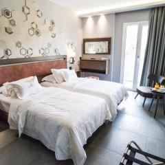 Palmyra Beach Hotel 4* Номер Делюкс с различными типами кроватей