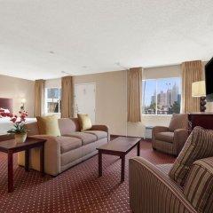 Отель Days Inn Las Vegas at Wild Wild West Gambling Hall 2* Стандартный номер с 2 отдельными кроватями фото 4