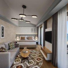 Отель Barut Acanthus & Cennet - All Inclusive комната для гостей фото 3