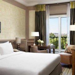 Отель The Westin Paris - Vendôme 4* Улучшенный номер с различными типами кроватей фото 3
