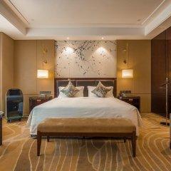 Oriental Garden Hotel 4* Номер Бизнес с различными типами кроватей фото 4