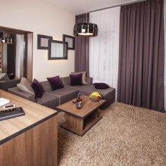 Апарт-отель Senator Maidan Стандартный номер с различными типами кроватей фото 7