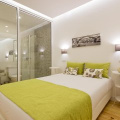 Отель MyStay Porto Bolhão Стандартный номер с различными типами кроватей фото 4
