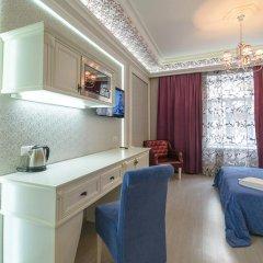 Гостиница Partner Guest House Khreschatyk 3* Полулюкс с различными типами кроватей фото 14