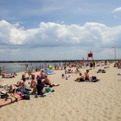 Отель Sopot Point пляж