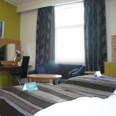 Отель Best Western Plus Hotell Hordaheimen 3* Улучшенный номер с 2 отдельными кроватями фото 4