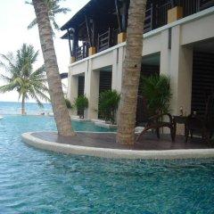 Отель Seashell Resort Koh Tao 3* Стандартный номер с различными типами кроватей фото 13