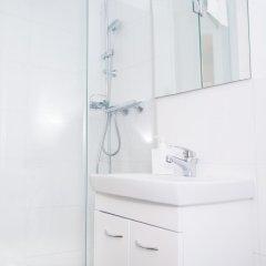 Отель Hosapartments City Center Улучшенные апартаменты с различными типами кроватей фото 8