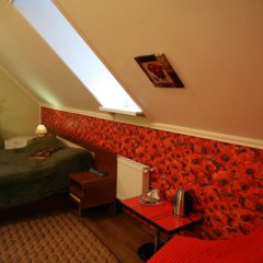 Herzen House Hotel Номер Комфорт с двуспальной кроватью фото 16