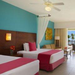 Отель Now Larimar Punta Cana - All Inclusive 4* Номер Делюкс с различными типами кроватей фото 7