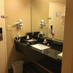 Отель Super 8 by Wyndham Vicksburg 2* Стандартный номер с различными типами кроватей фото 2