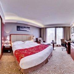 Huatian Chinagora Hotel 4* Стандартный номер с различными типами кроватей