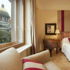 Гостиница Рокко Форте Астория 5* Улучшенный номер разные типы кроватей фото 6
