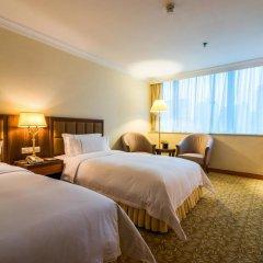 Отель China Mayors Plaza 4* Номер Бизнес с 2 отдельными кроватями фото 3