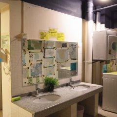 Freeguys Hostel Кровать в женском общем номере с двухъярусной кроватью фото 7
