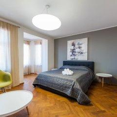 Апарт-отель Delta комната для гостей фото 5