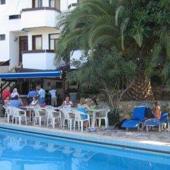 Orkinos Турция, Патара - отзывы, цены и фото номеров - забронировать отель Orkinos онлайн бассейн