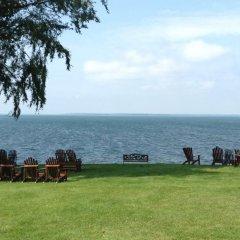 Отель Manoir dYouville пляж фото 2