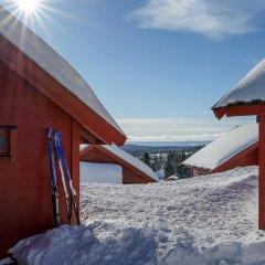 Отель Lillehammer Fjellstue 3* Коттедж с различными типами кроватей фото 11
