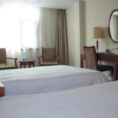 GreenTree Inn Suzhou Wuzhong Hotel 2* Номер Делюкс с 2 отдельными кроватями фото 2