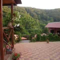 Отель Usadba Baza Otdyha Сочи балкон