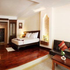 Отель Baan Pron Phateep Номер Делюкс с двуспальной кроватью фото 5