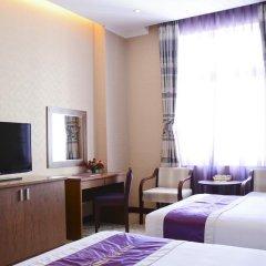 Hai Ba Trung Hotel and Spa 5* Улучшенный номер с различными типами кроватей фото 2