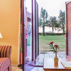 Отель Marbella Resort Sharjah 4* Полулюкс с различными типами кроватей фото 5