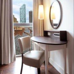 Hotel Indigo Liverpool 4* Стандартный номер с двуспальной кроватью фото 7