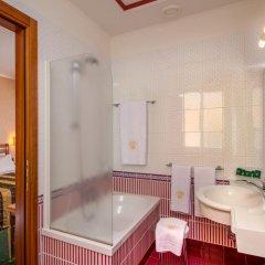 Отель Colonna Hotel Италия, Фраскати - отзывы, цены и фото номеров - забронировать отель Colonna Hotel онлайн ванная