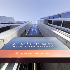 Отель Pullman Munich (ex. Renaissance) 4* Полулюкс фото 12