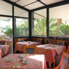 Отель Villa Adriana Монтероссо-аль-Маре питание фото 2