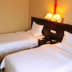 Vienna Hotel Guangzhou Shaheding Metro Station Branch 3* Стандартный номер с различными типами кроватей фото 2
