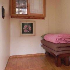 Отель Gain Hanok Guesthouse комната для гостей фото 4