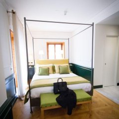 Ambra Cortina Luxury & Fashion Boutique Hotel 4* Улучшенный номер с различными типами кроватей фото 36