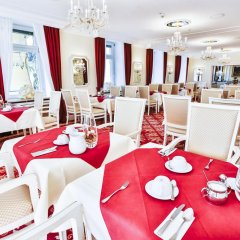 Отель Heliopark Bad Hotel Zum Hirsch Германия, Баден-Баден - 3 отзыва об отеле, цены и фото номеров - забронировать отель Heliopark Bad Hotel Zum Hirsch онлайн питание фото 2