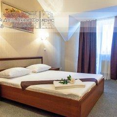 Гостевой Дом Аква-Солярис Стандартный номер с двуспальной кроватью фото 3
