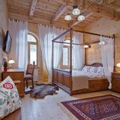 Отель Pokoje Konstantynówka Стандартный семейный номер с 2 отдельными кроватями фото 7