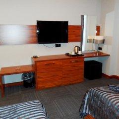 Ada Loft Aparts Стандартный номер с различными типами кроватей