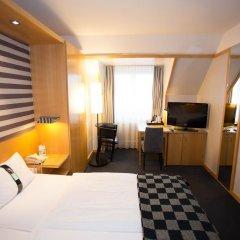 Отель Holiday Inn Vienna City 4* Стандартный номер с различными типами кроватей фото 4