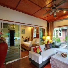 Отель Green View Village Resort 3* Стандартный номер с различными типами кроватей фото 4