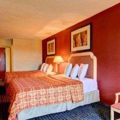 Отель Red Roof Inn Atlanta Six Flags 2* Стандартный номер с различными типами кроватей фото 4