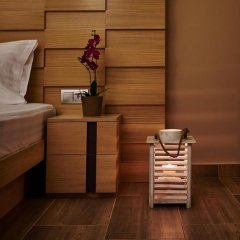 Отель Athos Thea Luxury Rooms Ситония сауна